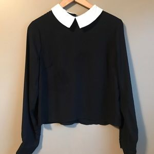 One Clothing Collared Blouse
